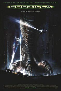 Godzilla 1998 | Godzilla (1998)