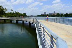 boardwalk at lake - Google Search