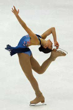 Mirai Nagasu  4CC 2011, FS