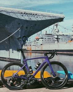 The past meets the future. Here's a Venge Pro upgraded to our SES AR's. Mountain Biking, Cycling, The Past, Bike, Future, Bicycle, Biking, Future Tense, Bicycling