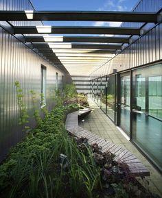 Gallery - Kronstad Psychiatric Hospital / Origo Arkitektgruppe - 21