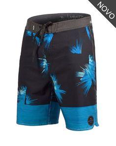 cfb0dfa1b Bermuda Água Mirage Palm Stroke Sunga Praia, Cueca De Homem, Cuecas, Look  Masculinos
