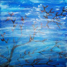 """Winter's Morning"" Artist, Licha DeLaPeña"
