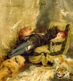 Jan Van Beers (1852 - 1927)
