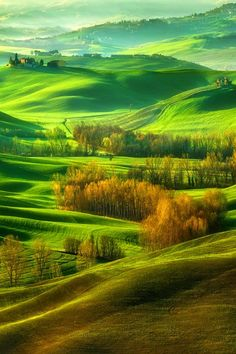 Val d'Orcia, Tuscany, Italy defplanet.com