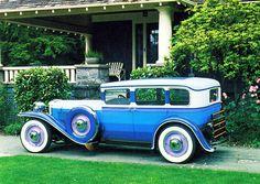 1930 Ruxton Sedan | by aldenjewell