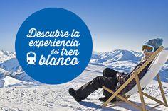 Estación de Esquí de Alto Campoo - Cantur - Cantabria - España - Descubre la experiencia del tren blanco a Alto Campoo