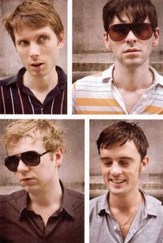 Franz Ferdinand/May be is wishfull thinkin', but I believe A.K. looks a bit like my father when he was young