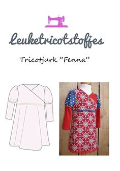 Fenna pattern 68/74 to 140/146 all sizes