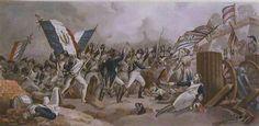Siège de Toulon. Septembre à décembre 1793-Ecole française fin 18e