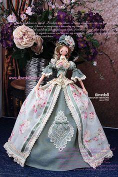 Анастасия Ковтонюк: бутик Текстильери: Очередная подборка Кукол Мечты