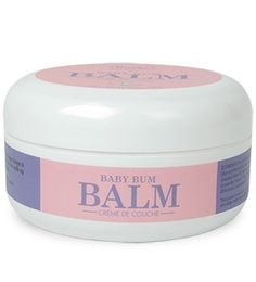 The only bum cream I've ever used on my daughter and my go-to baby shower gift. Have never had a diaper rash using this, great on cradle cap and scaly newborn feet. Best of all- it's all natural!  Baby Bum Balm - Mother & Baby - Rocky Mountain Soap. #RockyGlow