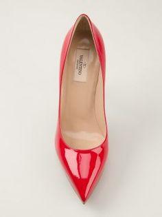 Valentino High heel pumps - Topuklu Ayakkabı, Kırmızı
