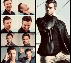 Daniel Gillies, Joseph Morgan, Vampire Diaries, Lust, Awesome, Fictional Characters, The Vampire Diaries, Be Awesome