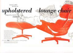 The #Eames Lounge Chair & Ottoman | #original