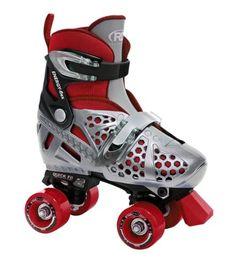 Children's Roller Skates - Roller Derby Boys Trac Star Adjustable Roller Skate ** Click image to review more details.