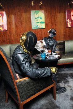 Daft Punk now... ish