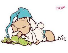 ♡ Sheep Cartoon, Cartoon Art, Cute Drawings, Animal Drawings, Pictures To Draw, Cute Pictures, Sheep Drawing, Cute Animals Images, Best Friend Drawings