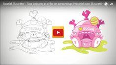 tuto_illustrator_debutant_dessiner_personnage_vectoriel