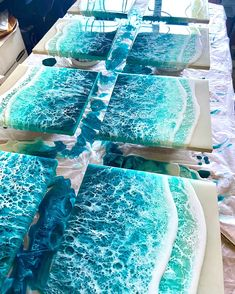 Beyond The Sea   Miss L in Art