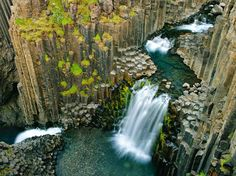 Litlanesfoss (Islandia)