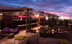The Marker Hotel's rooftop bar in Dublin Can't wait for the end of July!