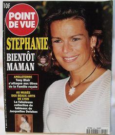 Stéphanie de Monaco  Point de Vue 2591 de 1998