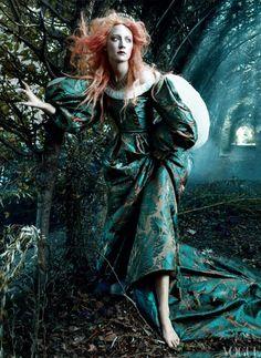 vogue, photography, fashion, fantasy, fairytale