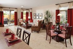 Remington Ranch Villas, a KB Home Community in Houston, TX (Houston) Tile Floor