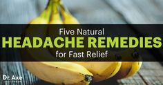 Headaches range in severity and in some cases, can cause vision disturbance and vomiting. Try these tips for Natural Headache Remedies for Instant Relief!