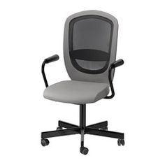 gregor swivel chair vittaryd white. IKEA - GREGOR, Swivel Chair, Vittaryd White, , You Sit Comfortably Since The Chair Is Adjustable In Height.The Casters Are Rubber Coated To\u2026 Gregor White
