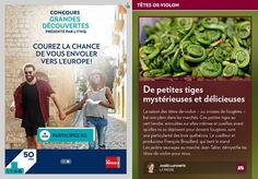 De petites tiges mystérieuses et délicieuses - La Presse+ Asparagus, Green Beans, Vegetables, Stems, Pageants, Eat, Recipes, Vegetable Recipes