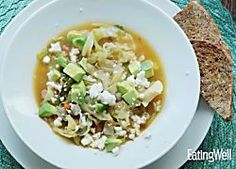 EatingWell - How to Make Metabolism-Boosting Cabbage Soup
