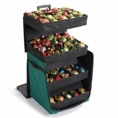 Telescoping Ornament Storage Box