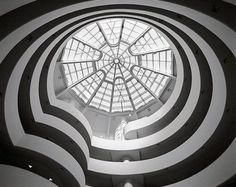 91.113 Exploring the Internet: Frank Lloyd Wright's Guggenheim Museum NYC
