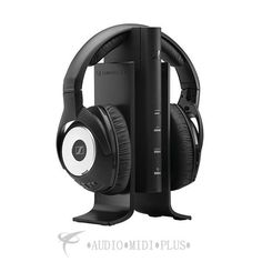 Sennheiser Audiophile Quality Wireless Headphone And A Multi-Purpose Transmitter – RS170-U