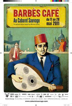 Barbès Café - Cabaret Sauvage