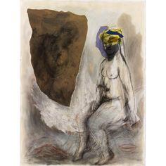 The Annunciation Date: 1995 Maker: Deborah Bell Mark Making, Screen Printing, Art Drawings, Contemporary Art, My Arts, Etchings, Artwork, Painting, Life