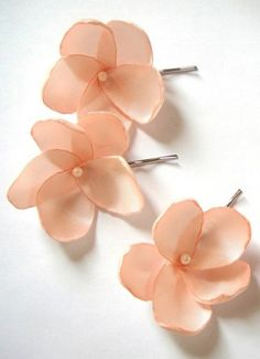 salmon peach rose blossom wedding flower bobby...would also  look amazing in off white