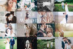 Fine Art Wedding Bundle for Lightroom and by PhotographersHelper
