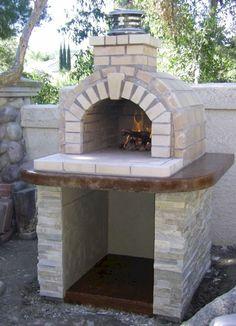 Картинки по запросу corner pizza ovens on patios
