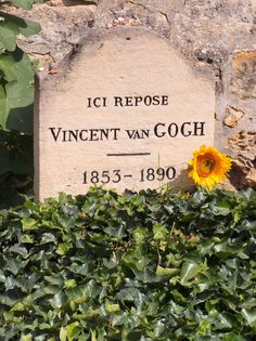 Download Τάφος Vincent Van Gogh εκδοτική στοκ εικόνα. εικόνα από τάφος - 26015024