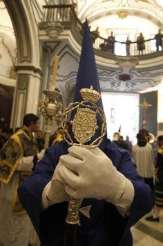 Holy Week Malaga. Las mejores imágenes del Miércoles Santo malagueño 2013 - DiarioSur.es. Foto 1 de 65