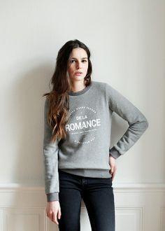 Sézane - De la Romance Sweatshirt