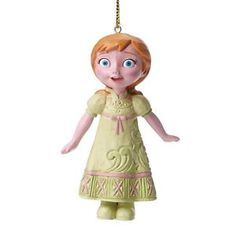 DISNEY-TRADITIONS-Anna-Christmas-Tree-Ornament-A27549-NEW-FOR-2015