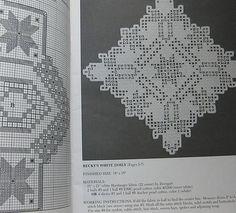 Heartfelt Designs Hardanger Embroidery Pattern por TheHowlingHag