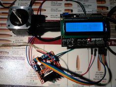 Living with Arduino and the L298N H-Bridge for Bi-Polar Stepper Motor Control