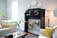 Mantels can instantly add depth and architectural interest to your home. Though easy to find, you'll want to consider the style you are looking for rather than buying the first one you see. While the more detailed versions do run a little higher, it may be worth the extra cost in the end. If you plan to paint your mantel, little details and intricate carvings really help it shine.