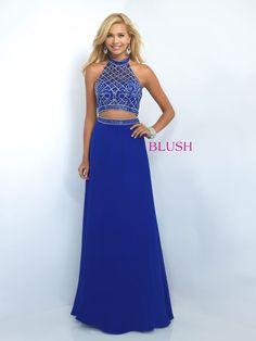Blush Prom 11074 Sapphire