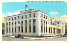 United States Post Office and Federal Building Springfield, MO